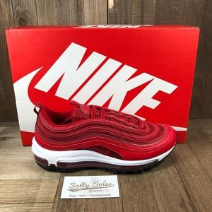 NEW Nike Air Max 97 'University Red' Womens Size 8